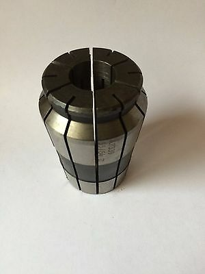 "1 x Acura Flex Collet AF 339 55/64"" 22mm New! Cnc Chucks"