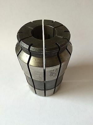 "1 x Acura Flex Collet AF 343 7/8"" New! Cnc Chucks"