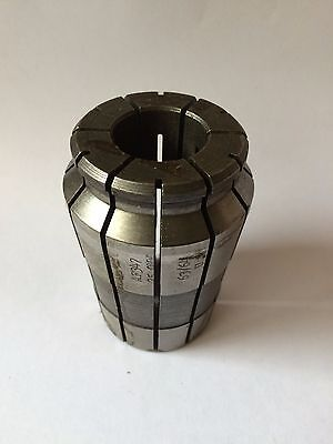 "1 x Acura Flex Collet AF 347 63/64"" 25mm New! Cnc Chucks"