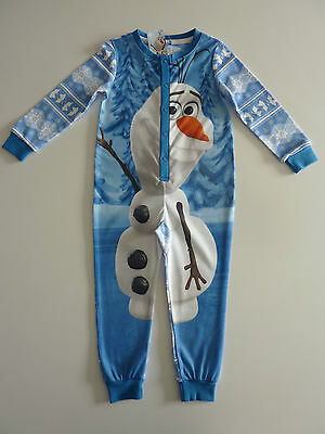 DISNEY Frozen OLAF All in One NWT