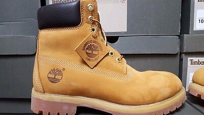 Men's Timberland 6-inch Premium Boots 10061 Size 8-15 100% Authentic