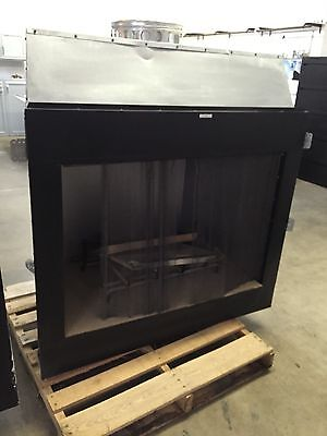 Commercial Gas Fireplace Hearth & Home GR29 555433 Model 180 EUC