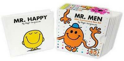 Mr. Men Box Set by Roger Hargreaves Boxed Set Book (English)