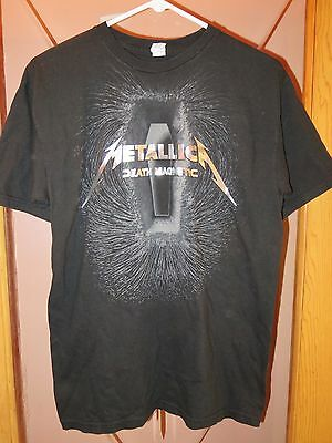 Metallica - Death Magnetic T-shirt size Medium