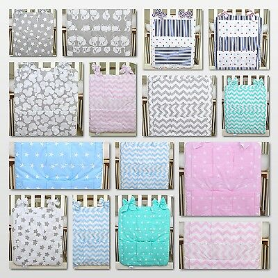 Cot Tidy/ Organizer Many Design/ Cot/ Cotbed/soft/washable