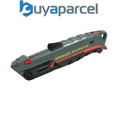 Stanley STA010242 0-10-242 FatMax Autoretract Shrink Wrap and Tape Cutter
