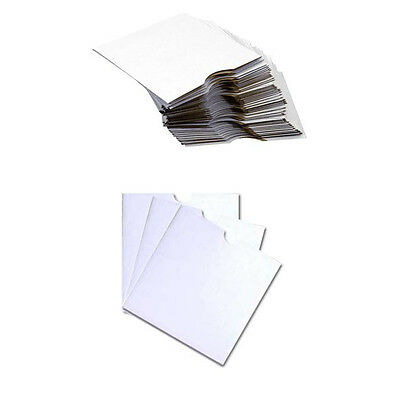 Strong Cardboard CD DVD Sleeves Mailers Envelopes Covers Wallet with Thumb Cut