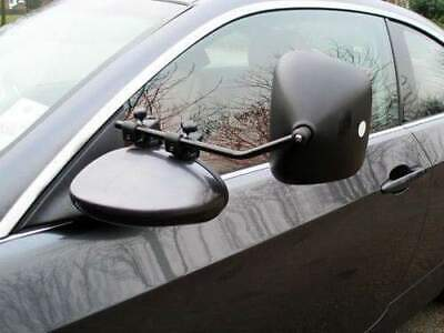 Milenco Grand Aero 3 Flat (non convex) Caravan Towing Mirrors