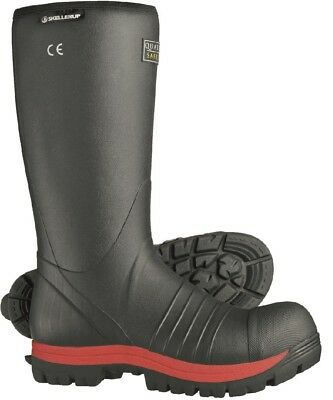 Skellerup Quatro Insulated Safety Welly Wellington Boot Wellies 6-13 Midsole