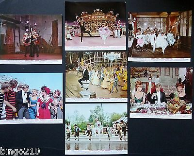 Half A Sixpence Original 1967 Lobby Cards X 7 Tommy Steele Julia Foster