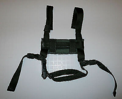 New 4 Point Chin Strap for MICH, ACH and SDS Warrior Ballistic Helmets FG-504