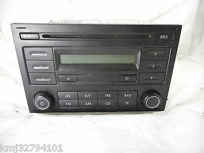 Volkswagen Polo 9N 02-08 Infotainment CD Changer Media Player RCD200 6Q0035152