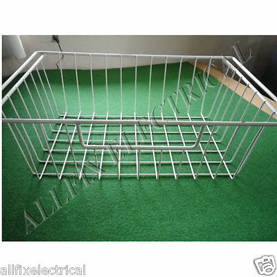 Used Simpson SBM3800MA Fridge Large Top Freezer Basket - Part # 1444029SH