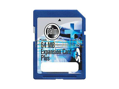 Palmone 64 MB Memory Expansion SD Card for m125, m130, m500, Tungsten Series