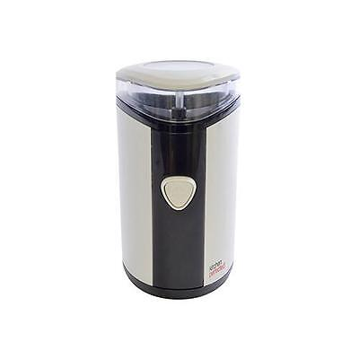 Lloytron E5606 Kitchen Perfected 150W 35g Spice/Coffee Grinder Ivory White - New