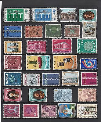EUROPA Thematic STAMP COLLECTION Issues REF:TH431
