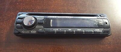 SONY CDX-GT320 FACEPLATE on
