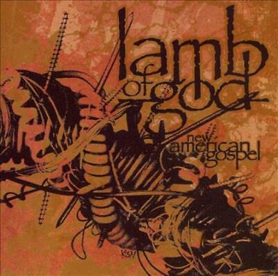 Lamb Of God - New American Gospel [Bonus Tracks] Used - Very Good Cd