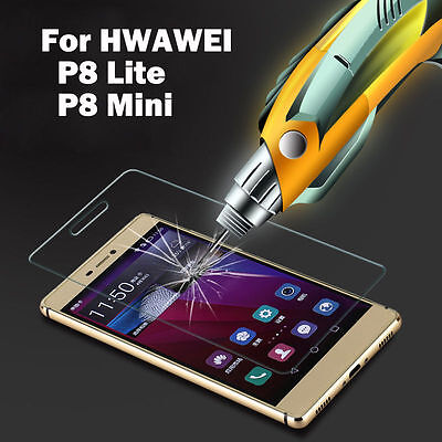 Fashion Guard Protective Film Tempered Glass Screen Protector For Huawei P8/Lite