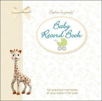 Sophie's Baby Record Book: For Precious Memories of Your Baby's First Year by Dk
