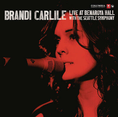 Brandi Carlile - Live at Benaroya Hall with the Seattle Symphony [New CD]
