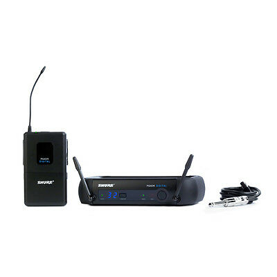 Shure PGXD14 Wireless Digital System for Guitar or Bass