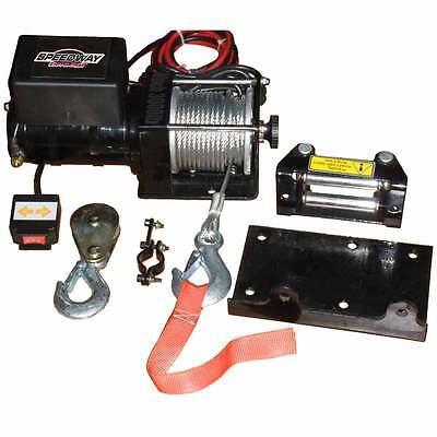 Speedway  Electric Winch 3000-pounds MPN/Model 7253