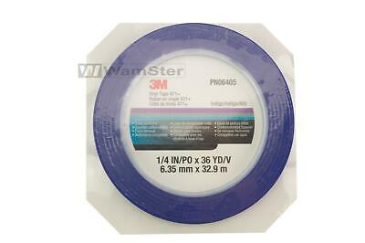 3M 06405 Konturenband blau 6,35mm Scotch 471 ( 6mm )