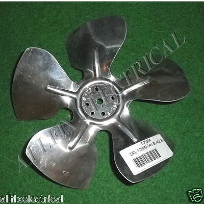 "6-3/4"" Aluminium Condensor Fan Blade with 5 Hole Mounting - Part # F35004"