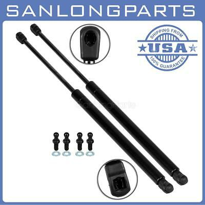 2-pc Front Hood Lift Supports Shocks Struts Arm For 98-11 Ford Crown Victoria