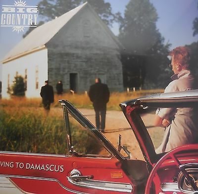 BIG COUNTRY driving to damascus Foldout Sleeve ltd. Edition 2LP NEU OVP/Sealed