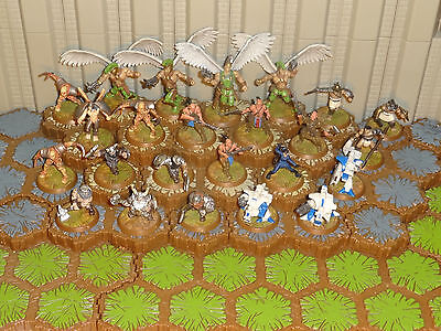 Heroscape - Blackmoon's Siege - Wave 9 - Complete!
