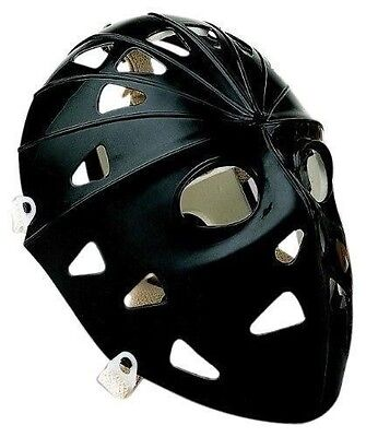 New Mylec Roller Street Hockey Dek ADULT Halloween GOALIE Jason Full MASK Black