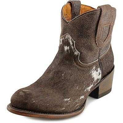 Matisse Ranger   Round Toe Leather  Ankle Boot