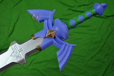 Legend of Zelda Master sword - made from polyurethane rubber for Cosplay or LARP