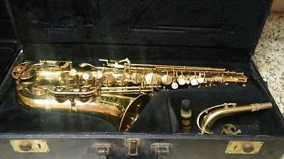 Selmer Signet Sax Ser # 770XXX Read Description!