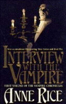 Interview With The Vampire: Number 1 in series (Vampire Chroni ,.9780708831700