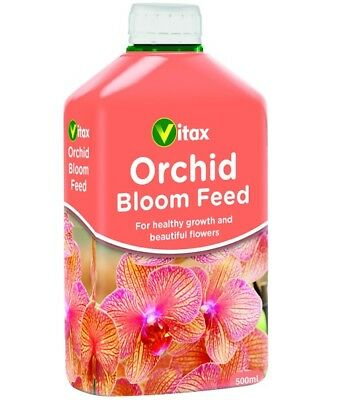 Vitax Orchid Bloom Food - Plant Feed For Healthy Growth - 500ml