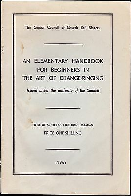 Elementary Handbook for Beginners in the Art of Change Ringing (Paperback, 1966)