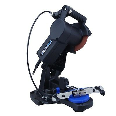 Blue Max Electric Powered Universal Chainsaw Sharpener MPN/Model 5655