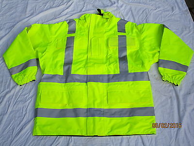 Jacket High Visibility,Reversible Blue/Yellow,Royal Air Force Police,Gr. 170/104