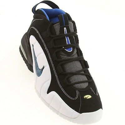311089-041 Nike Air Max Penny 1 Black Varsity Royal 2006 Release sz 8 8.5 9 10