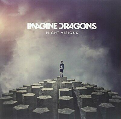 Imagine Dragons - Night Visions [New Vinyl LP] Interscope Records
