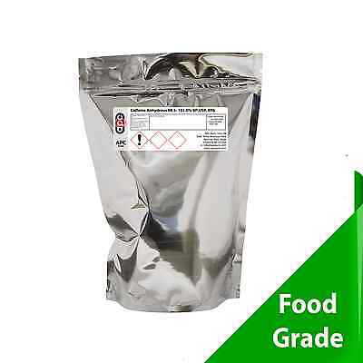 250g Food Grade Caffeine Anhydrous 98.5- 101.0% *Professional Seller*