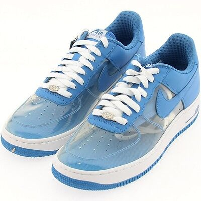 US SZ 10.0 Nike Air Force 1 One Premium Invisible Woman