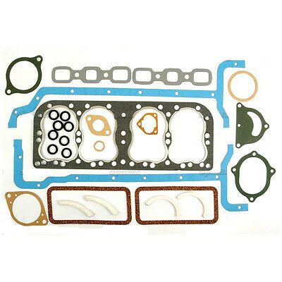 Overhaul Gasket Kit 8N6008 S 60836 Ford 2N 8N 9N Rebuild New Complete (DS)