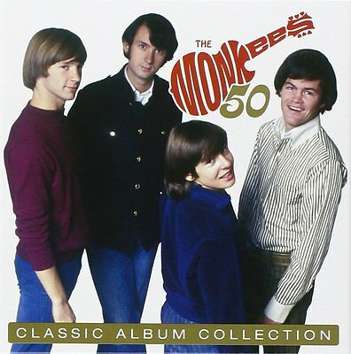 Monkees CLASSIC ALBUM COLLECTION Remastered ORIGINAL RECORDINGS New 10 CD Box