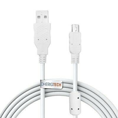 USB Data Transfer Cable Lead For Canon Powershot SX610 HS Camera PC/MAC