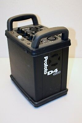 Profoto D4 4800 Lighting Generator, Factory Rebuilt
