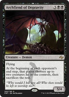 Archfiend of Depravity, Fate Reforged